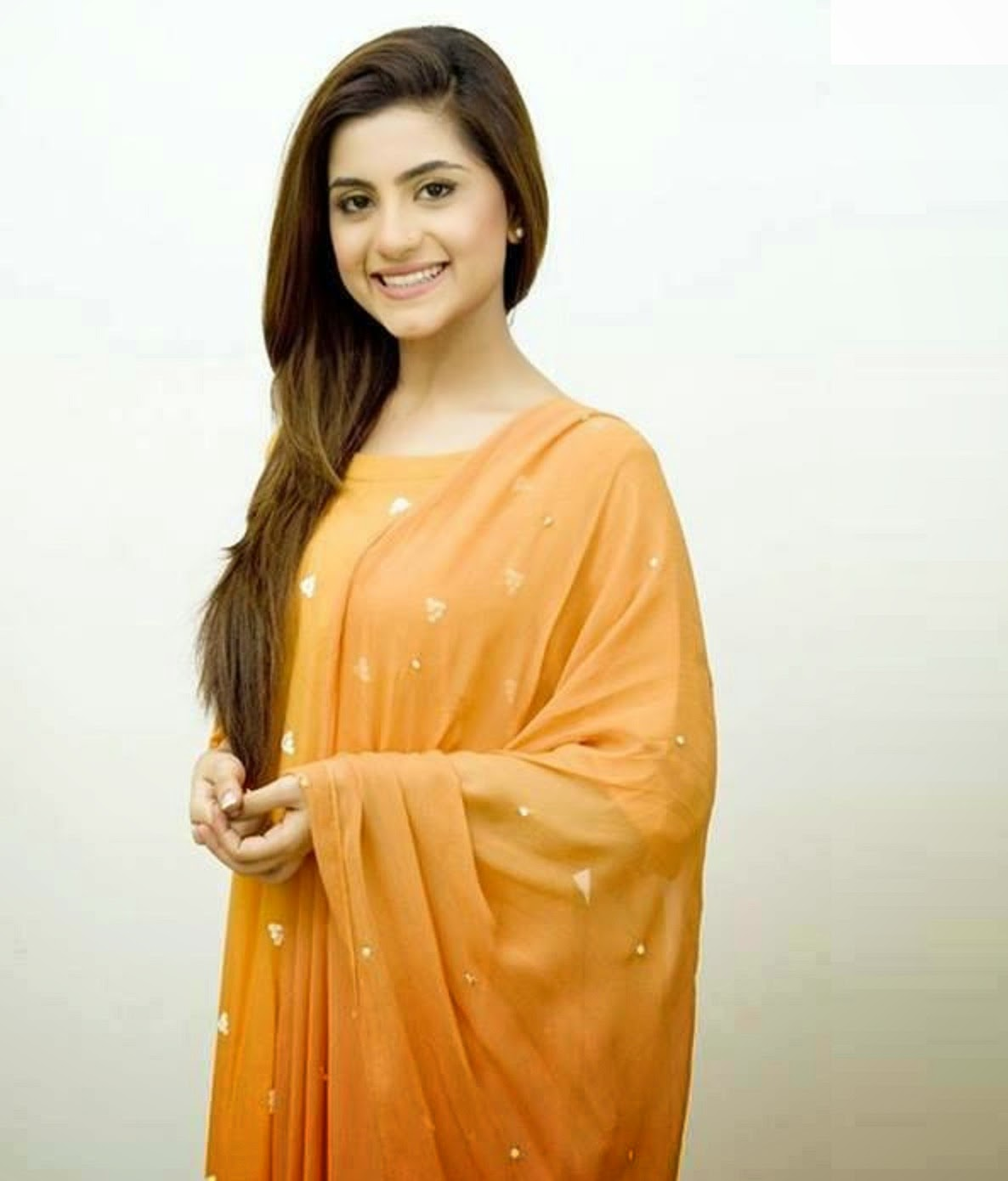 Beautiful Sohai Ali Abro HD Wallpaper