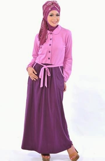 Gamis untuk anak muda baju muslim Baju gamis anak muda