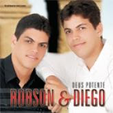 Robson e Diego - Deus Potente 2011