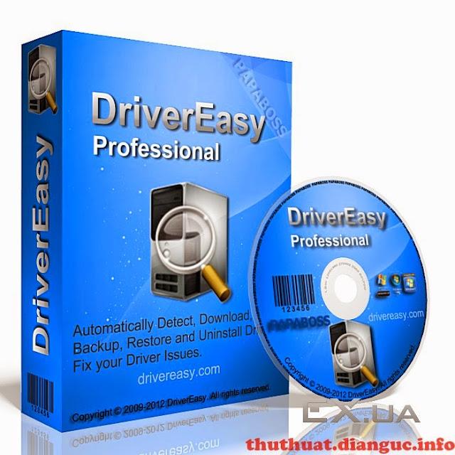 Download DriverEasy 4.9.15.21942 full key – Phần mềm cập nhật Driver tốt nhất