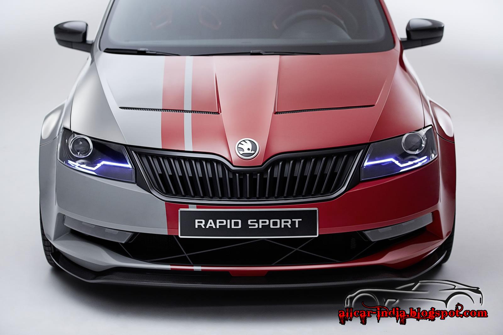 2013 Skoda Rapid Sport Coming Soon Slamber Nyowo