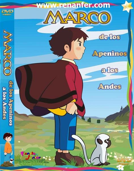 Marco, de los Apeninos a los Andes [52/52][Latino][60MB][MEGA][MP4]