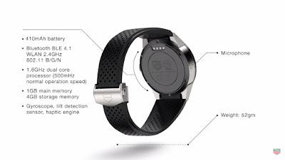 Lujoso Smartwatch TAG Heuer