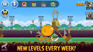 Angry Birds Friends v1.0.1 for iPhone/iPad