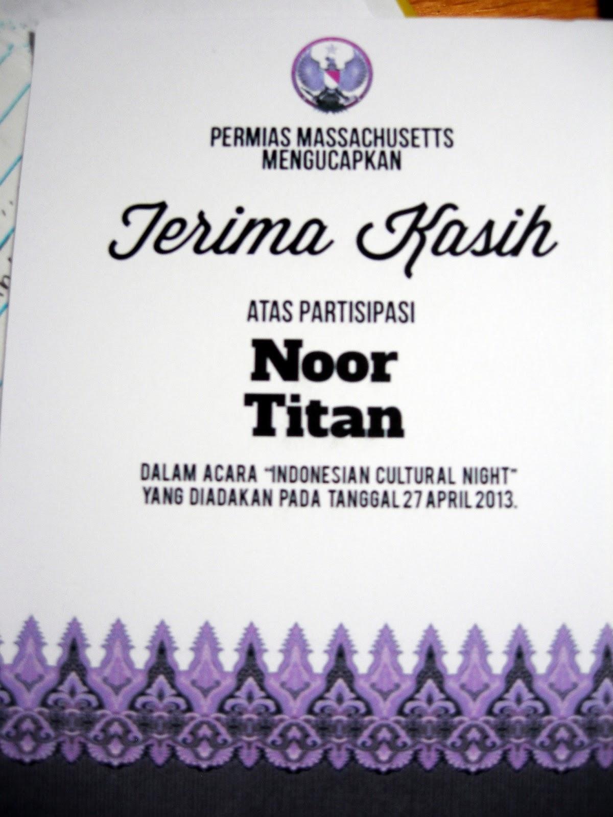 noor titan rasa indonesia di batas dunia