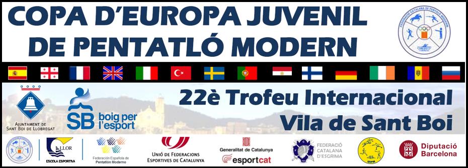 22è Trofeu Internacional Pentatló Modern Vila de Sant Boi