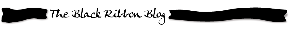 Black Ribbon Blog