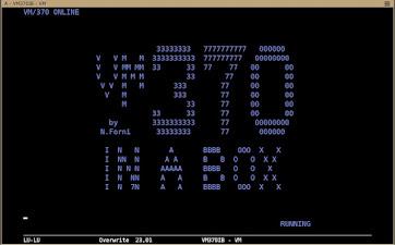 Acesse um Mainframe IBM de verdade!