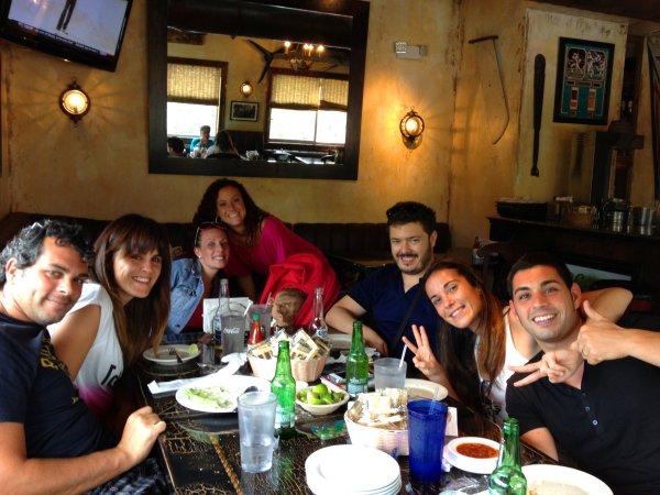 Restaurante Garcia's Seafood