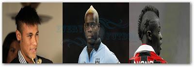 'La cresta', el peinado que más usan los futbolistas