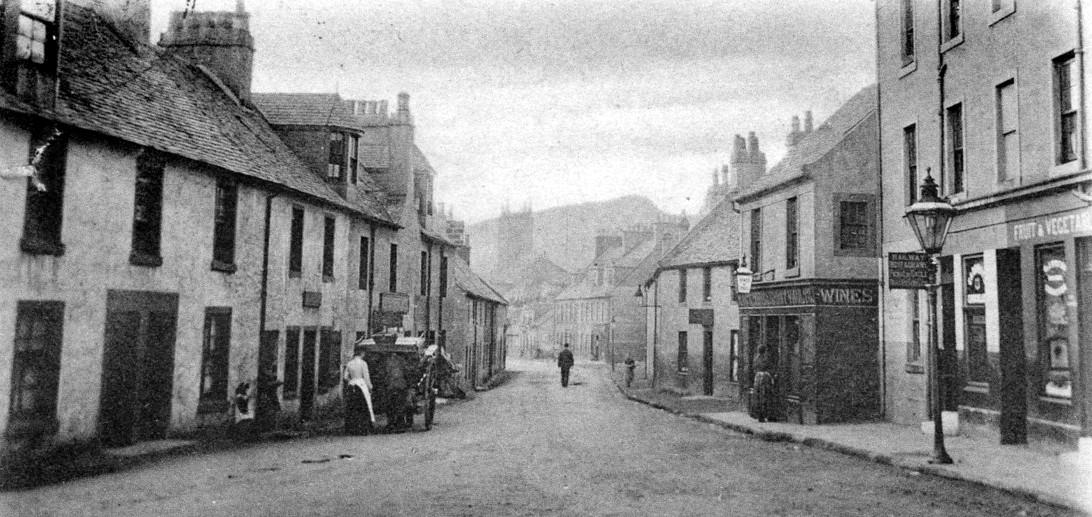 Tour Scotland Photographs Old Photographs Old Kilpatrick