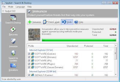Free SpyBot Search & Destroy Download