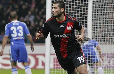Bayer Leverkusen 2 - 1 Chelsea (1)