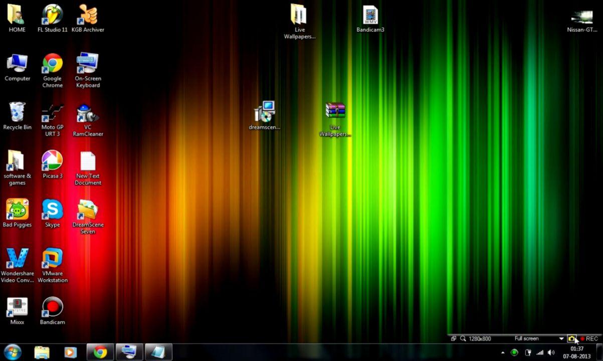 Windows 11 Live Wallpaper