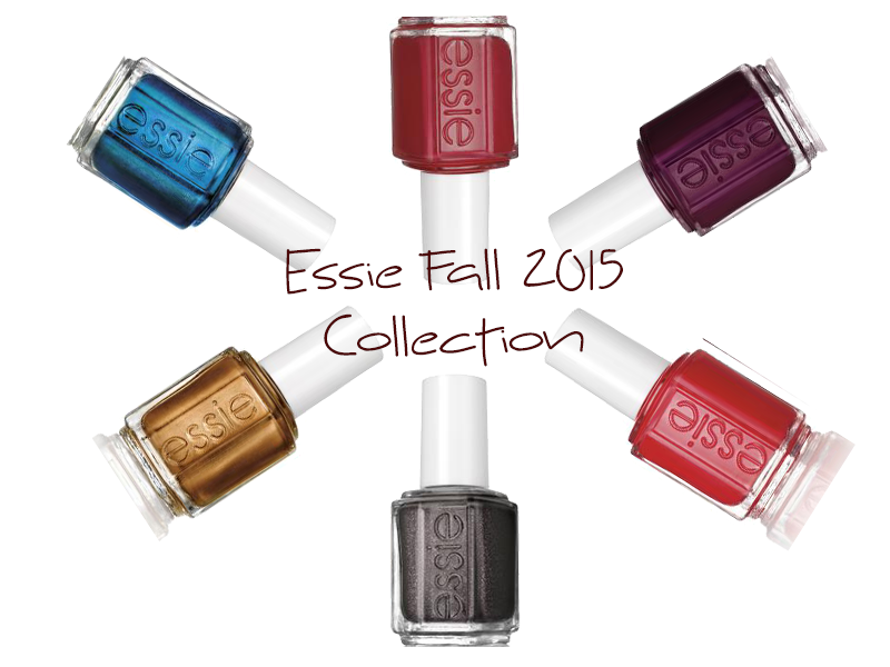 Stylish Nail Collection: Essie Fall 2015 \