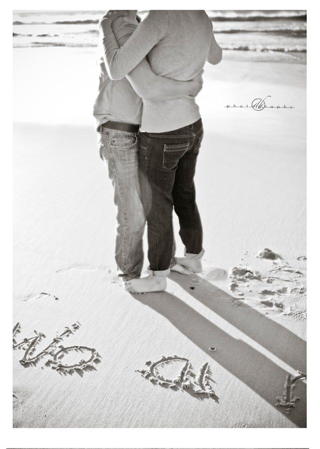 DK Photography 22 Kate & Cong's Engagement Shoot on Llandudno Beach  Cape Town Wedding photographer