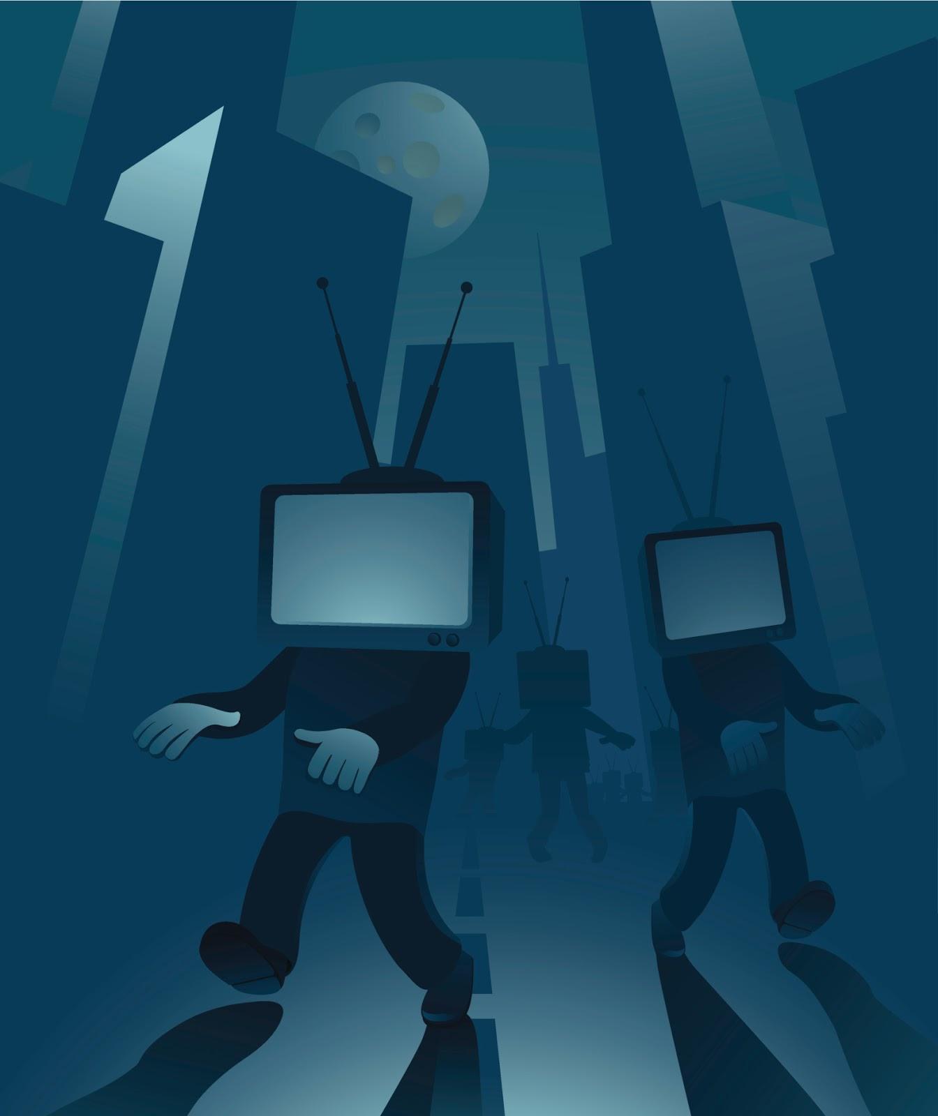 zombi, tv, farmaci, tossine