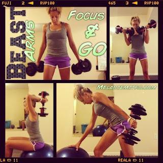 Body Beast Womens Progress