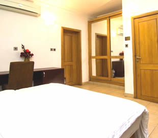 Nostro Suites Two Deluxe Room