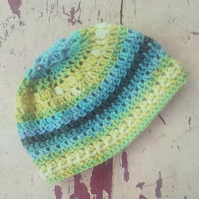 Crochet Kopiah Tokmatclan Kufi Hat Free Pattern Malaysian Handmade
