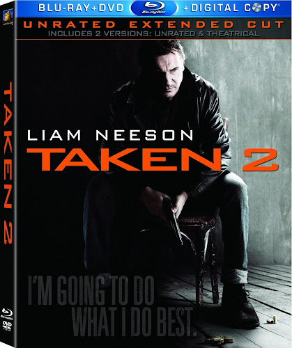 Taken 2 2012 UNRATED EXTENDED 720p BluRay