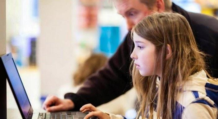 Gadis 7 Tahun Ini Bobol Wi-Fi dalam 11 Menit