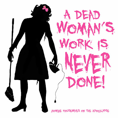 Zombie Housewives CafePress Shop