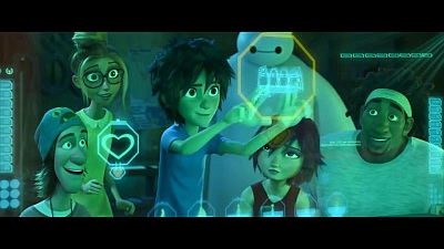 Big Hero 6 (Movie) - Japanese Trailer 2 - Song(s) / Music
