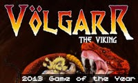 Volgarr the Viking: 2013 Game of the Year