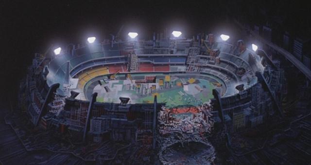 2020 Neo-Tokyo Olympic Games Akira 『アキラ』の2020年東京オリンピックスタジアム