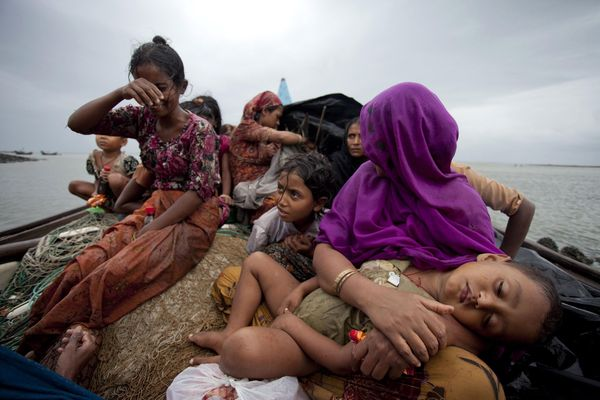 Rohingya and the Cesspool of Global Ignorance (with images) · bedlamfury