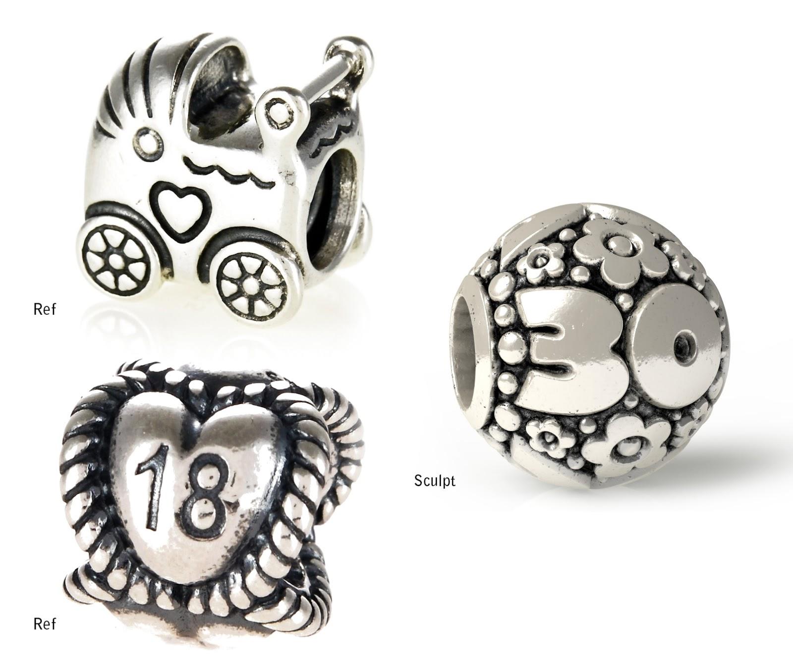 30th pandora charms