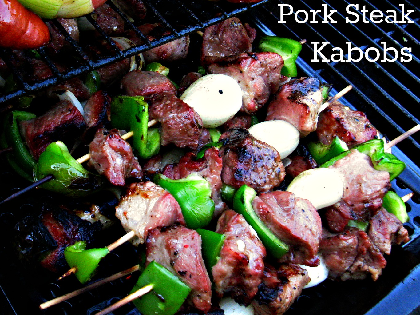how to cut vegetables for kabobs