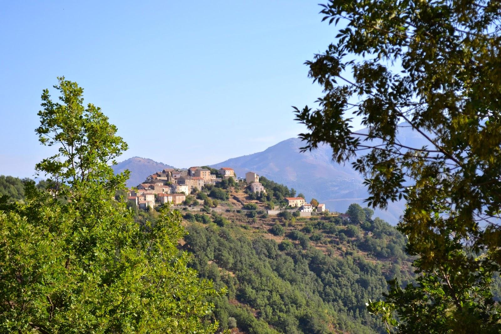 A Riventosa en Corse
