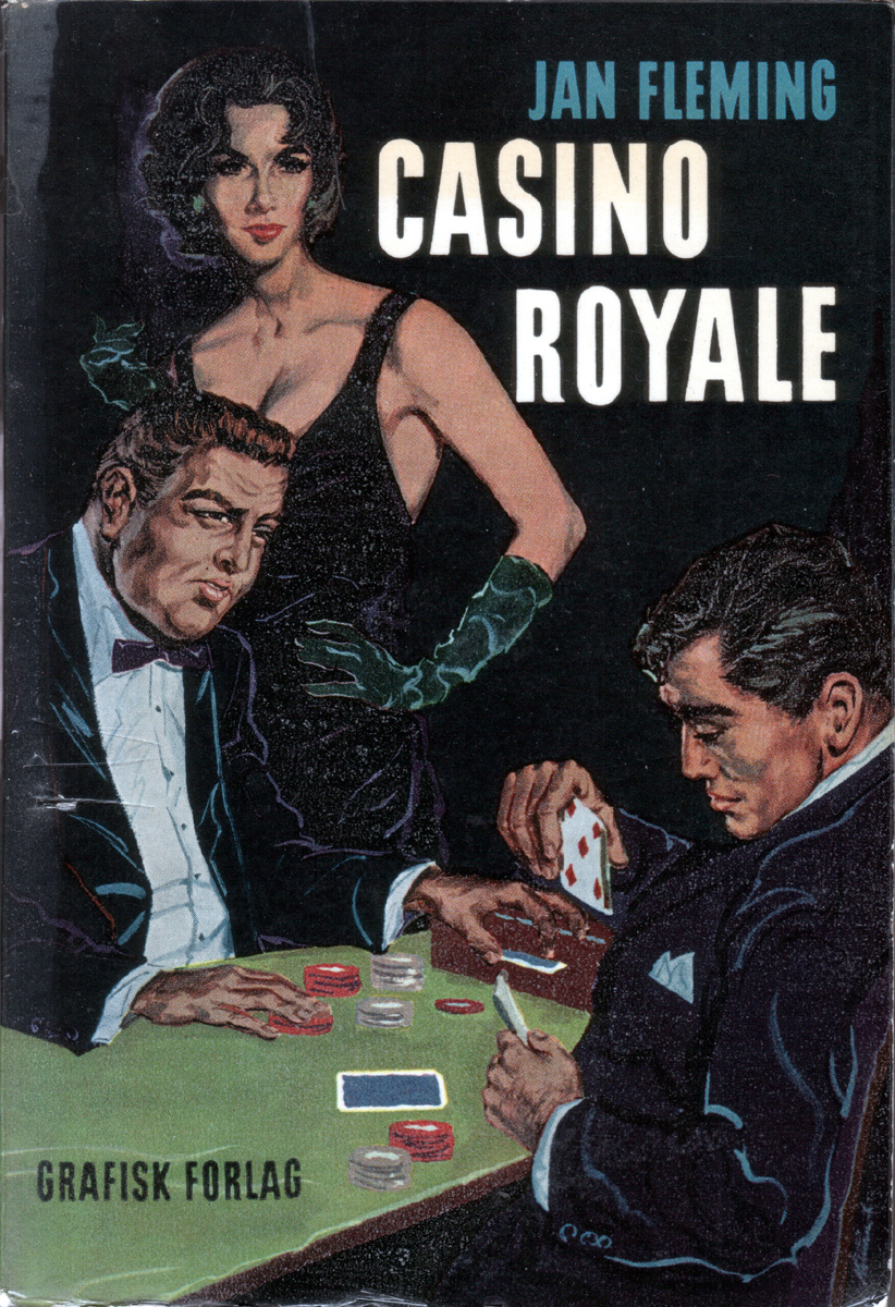 James Bond Book Cover Art : Illustrated the art of james bond june