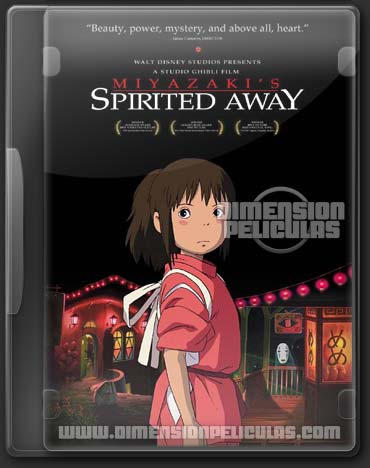 Spirited Away (BRRip HD Ingles Subtitulado) (2001)