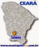 SABOEIRO/Ce a 462km de Fortaleza