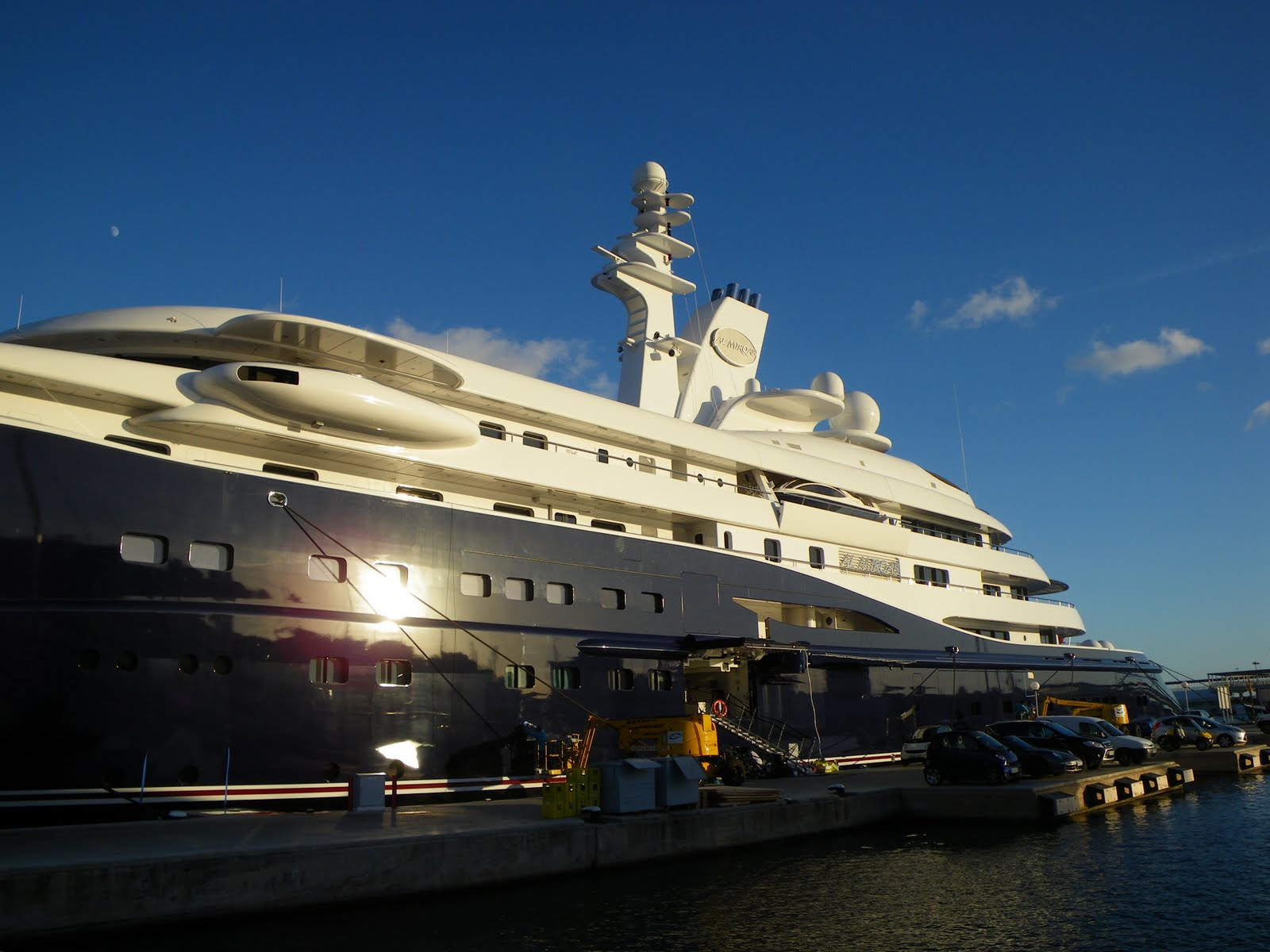 Readers Top 3 Mega Yachts Pt II