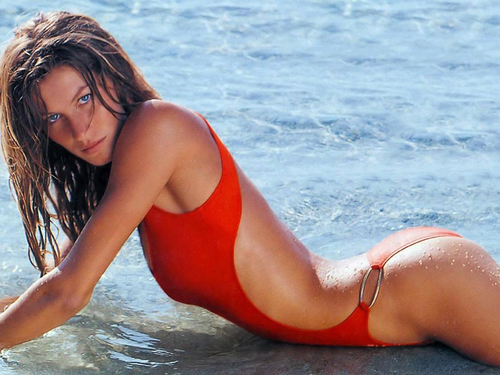 hot bikini bundchen Gisele