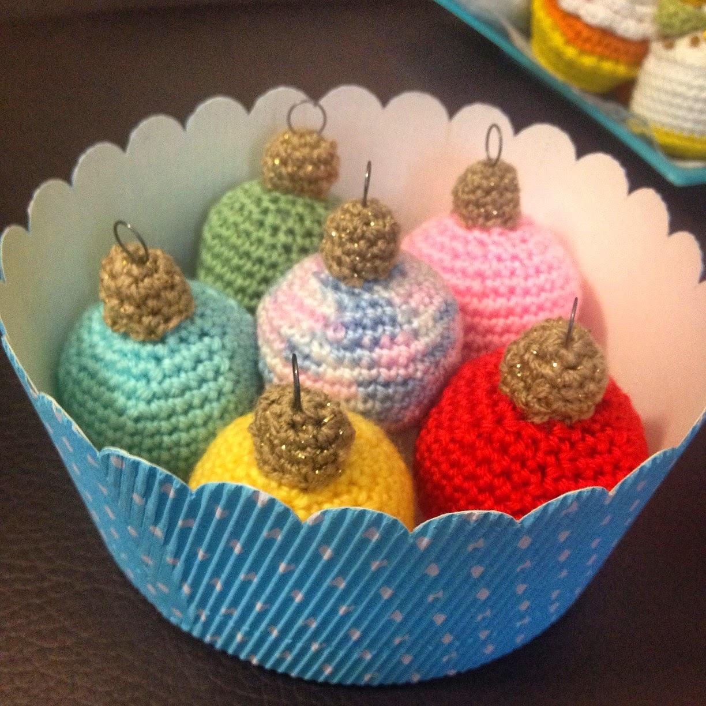 Adornos crochet aprender manualidades es - Bolas de ganchillo ...