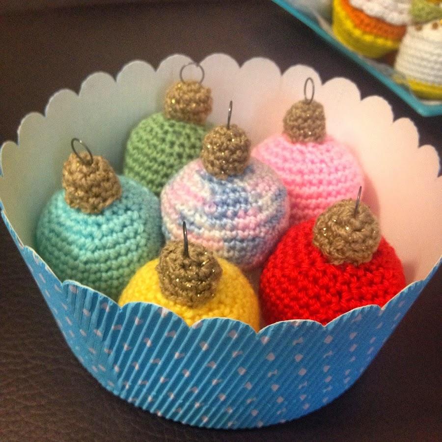 Diy bolas de navidad de ganchillo con patr n gratis - Bolas de ganchillo ...