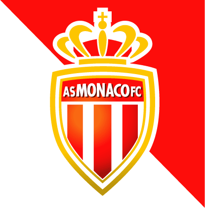 football teams shirt and kits fan as monaco fc new club crest