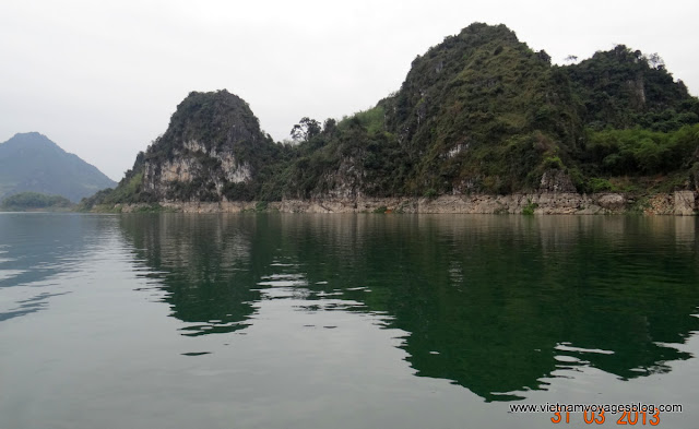 Halong Bay of Muong minorities - Thung Nai Village