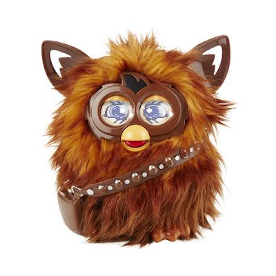 TOYS : JUGUETES - STAR WARS 7 - Furbacca : Furby Episodio 7 El Despertar de la Fuerza Episode 7 The Force Awakens Producto Oficial Película Disney 2015 | Hasbro B4556 | A partir de 6 años Comprar en Amazon España & buy Amazon USA