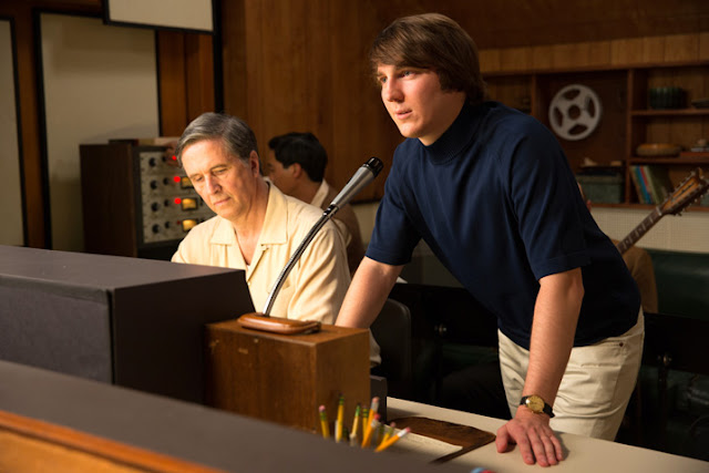 Paul Dano brings Wilson's visionary musical acumen to life