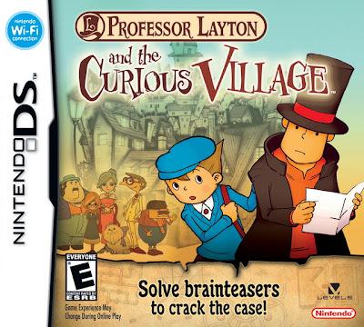 Professor Layton e il paese dei misteri DS