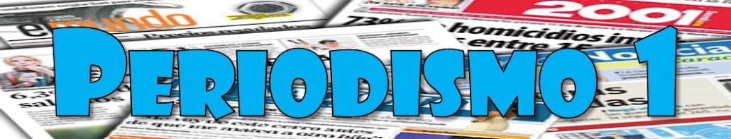 Periodismo I: Noticia y Reseña