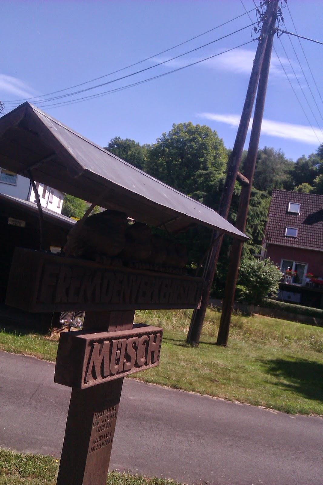 Musch tourist area