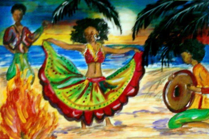 Mauritius Art - By Vimi Chumun