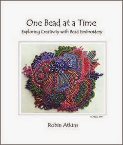 One Bead at a Time by Robin Atkins, cover